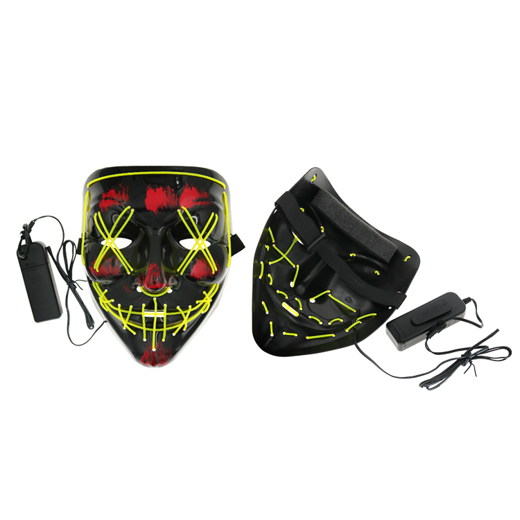 Halloween LED Party Mask