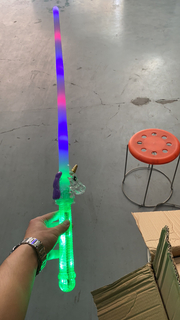 Led Sword Toy Quality Inspectation